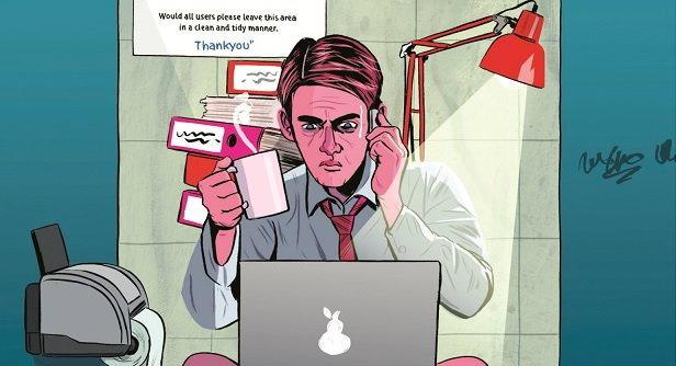 10 สิ่งเกี่ยวกับเทคโนโลยี...ที่เป็นสัญญาณบ่งบอกว่าเราคงจะไม่ได้รับการเลื่อนตำแหน่ง