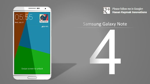 ลือ Samsung Galaxy Note 4 เปิดตัว 3 กันยายนนี้