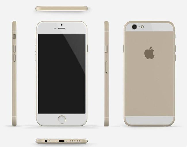 ไม่น่าพลาด !! iPhone 6 เปิดตัวกันยายนนี้
