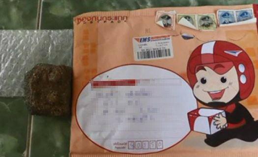 ไปรษณีย์ไทยยอมรับแล้ว iPhone 4S กลายเป็นหินเรื่องจริง