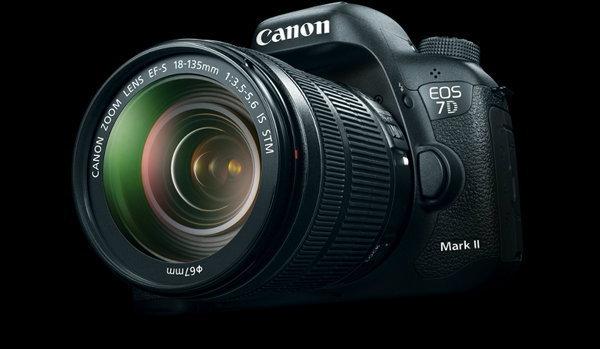 เปิดตัวกล้อง DSLR ใหม่จาก Canon รุ่น EOS 7D Mark II