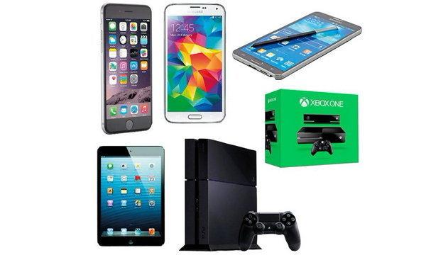 """""""10 แก็ดเจ็ท เทคโนโลยี"""" ที่คนอยากได้มากที่สุดปี 2014"""