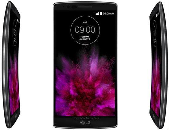 แอลจี เปิดตัว LG G Flex2 หุ่นโค้งได้ใจ