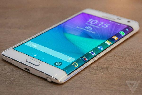 ปีนี้ ได้ยลโฉม Samsung Galaxy S6 Edge แน่ แต่มีจำนวนจำกัด