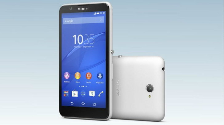Sony ส่ง Xperia E4 ลุยตลาดสมาร์ทโฟนระดับกลาง เน้นแบตอึด 2 วันไม่ต้องชาร์จ