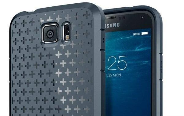 ตัวจริงยังไม่มาแต่ Spigen เปิดขายเคส Galaxy S6 แล้ว!