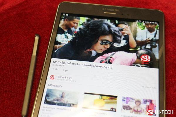 พรีวิวเบาๆ กับ Samsung Galaxy Tab A  แท็บเล็ตโทรได้