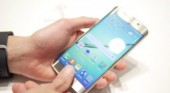 Samsung Galaxy S6 และ S6 edge เริ่มขายในอเมริกา 11 เม.ย.