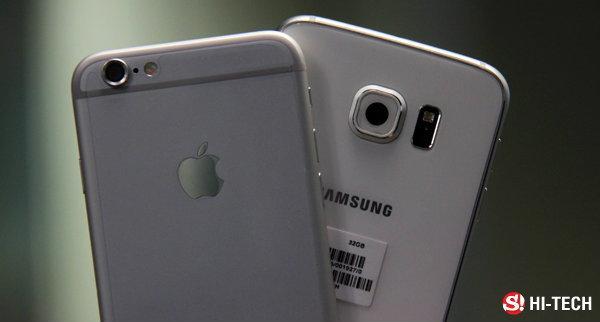 ครั้งแรกในเมืองไทยกับการ เทียบภาพถ่าย Samsung Galaxy S6 vs iPhone 6 (Exclusive)