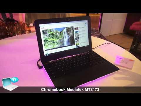 MediaTek โชว์ Chromebook ในงาน Computex ใช้ชิป 64 บิต
