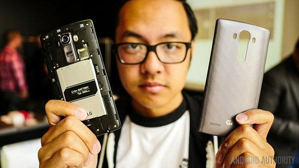 เจาะลึก LG G4 โชว์เด่นฝาหลังหนังแท้ จอภาพคมชัด พร้อมกล้องล้ำนำสมัย