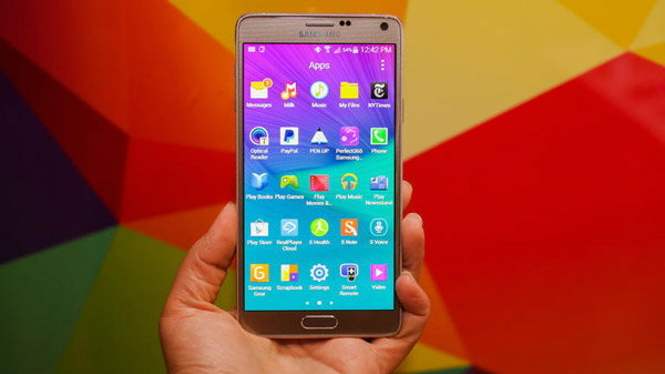 ไม่น่าพลิกโผ Samsung Galaxy Note 5 อาจมาพร้อมดีไซน์ขอบจอโค้ง