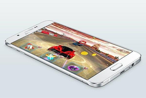 เผยโฉม Samsung Galaxy A8 อย่างเป็นทางการ บางเฉียบเพียง 5.9 มม. พร้อมกล้อง 16 ล้าน f/1.9