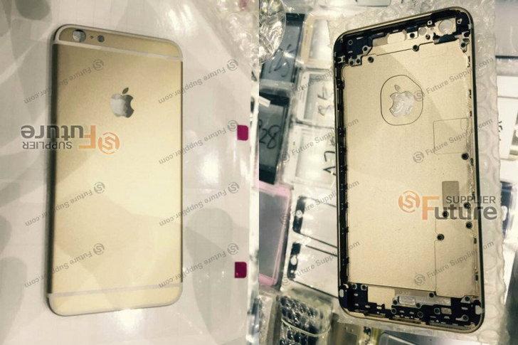 หลุดฝาหลัง iPhone 6S รูปลักษณ์เดิม แต่มันจะแข็งแรงขึ้น