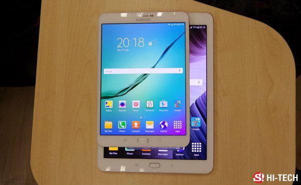 พรีวิว Samsung Galaxy Tab S2 ครั้งแรกแบบละเอียดยิบ