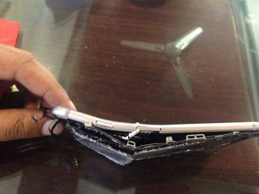 เกิดเหตุ iPhone 6 ระเบิดในอินเดีย ไร้คนเจ็บ แต่ร้านไม่รับผิดชอบ!
