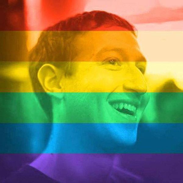 Celebrate Pride โปรไฟล์สีรุ้ง บน Facebook มีความหมายอย่างไร?