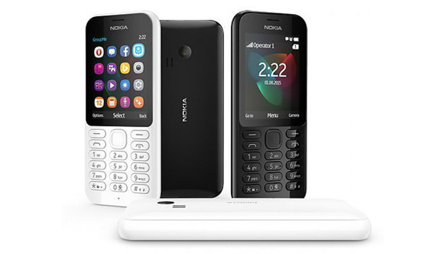 Microsoft ตัดสินใจทำ Nokia 222 ออกสู่ตลาด เพื่อคนเน้นเรื่องโทรเป็นหลัก