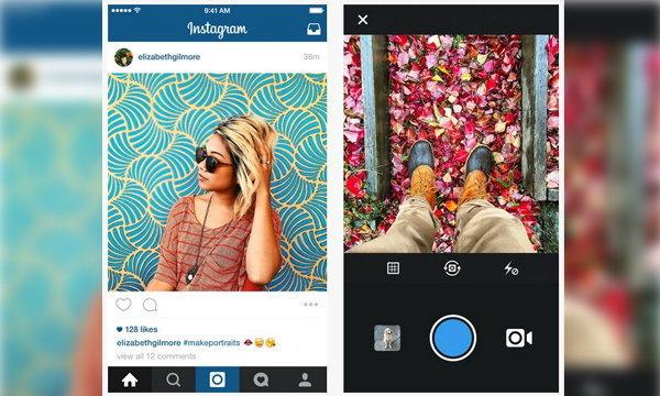 Instagram อัพเดทเวอร์ชั่น 7.5 อัพเดทกันหรือยัง(อัพเดทได้ที่นี่)