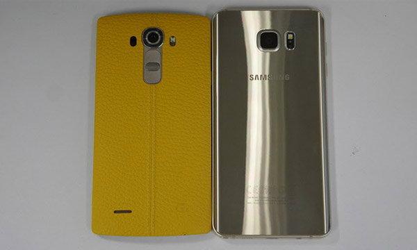[รีวิว] เปรียบเทียบหมัดต่อหมัด กล้องของ Samsung Galaxy Note 5 Vs LG G4 ใครจะแจ่มกว่ากัน