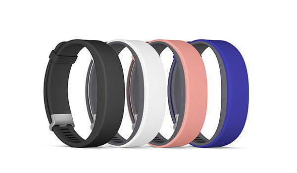 Sony ส่ง Smart Band 2 สายรัดสุดฉลาด พร้อมวัดชีพจรได้