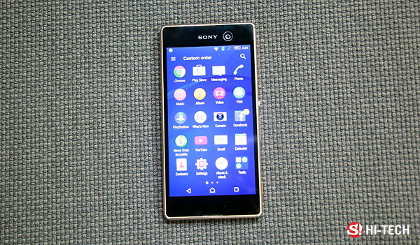 [รีวิว] Sony Xperia M5 มือถือระดับกลางที่ได้กล้องที่ละเอียดจนเบียดตัวท็อปบางตัว
