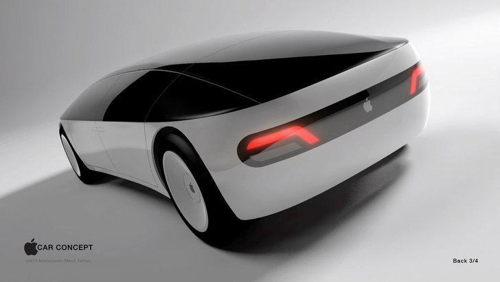 เอาจริง!!! Apple หมายมั้นปั้นมือเตรียมส่งรถยนต์ไฟฟ้าภายในปี 2019 นี้
