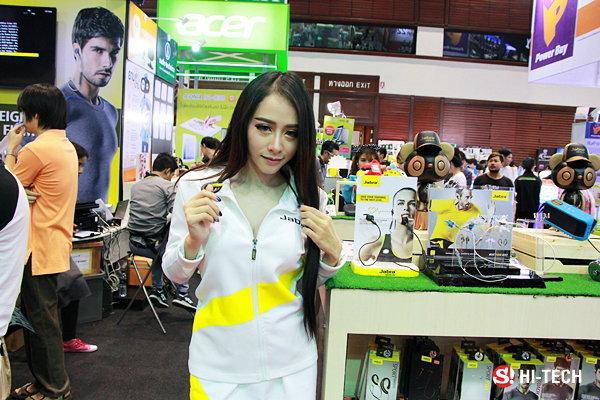 พามชม  Pretty แจ่มๆ ในงาน  Thailand Mobile Expo 2015