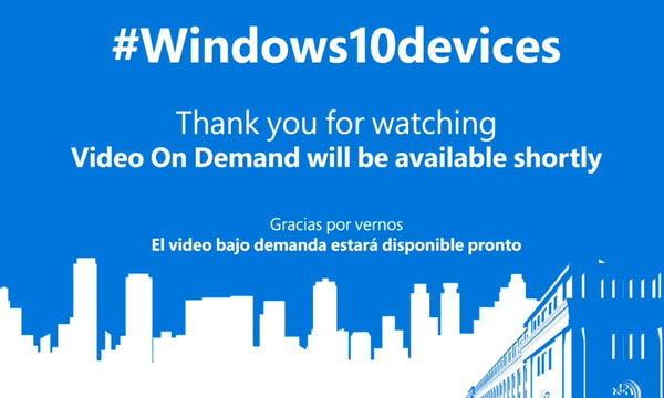 สรุปงาน #Windows10Devices เปิดตัว 5 สิ่งที่ Microsoft อยากมอบให้คุณ