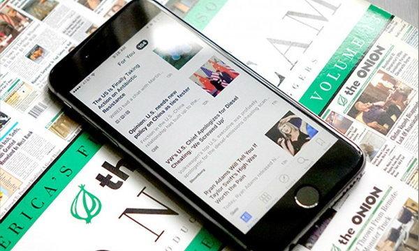 แอป News บน iOS 9 ถูกห้ามใช้ในจีน