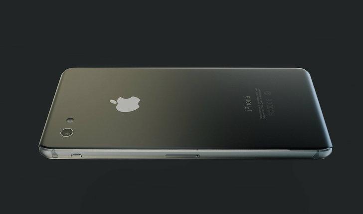 ถ้า iPhone 6s ยังไม่ถูกใจ มาชม iPhone 8 concept กันดีกว่า