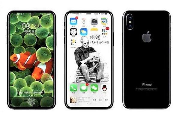 Apple อาจต้องถอด Touch ID ออกจาก iPhone 8