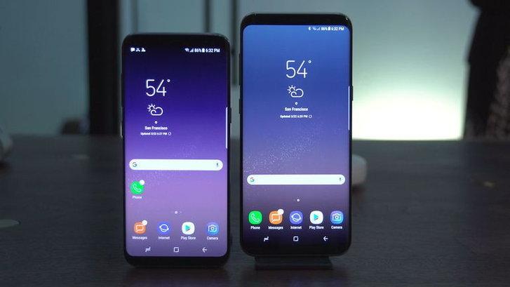 เผยภาพเครื่องต้นแบบ เดิม Galaxy S8 Plus มีกล้องหลังคู่
