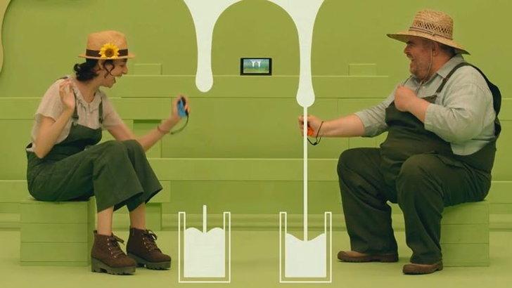 Nintendo โดน PETA โวยมินิเกม รีดนมวัว ใน 1-2-Switch ส่งเสริมการทรมานสัตว์