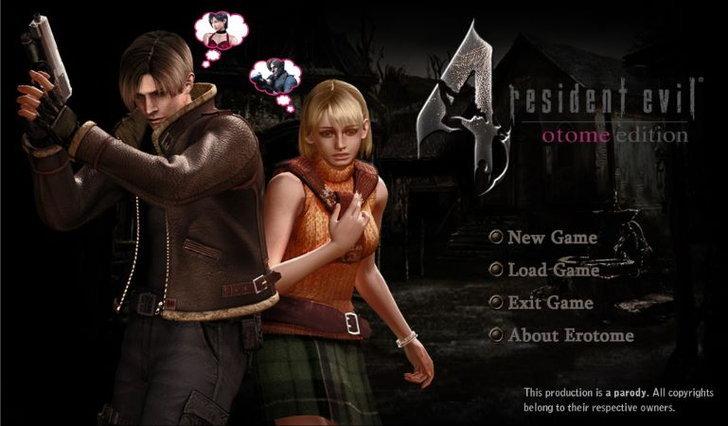 มาดูเกม Resident Evil 4 ในมุมมองของสาวน้อย Ashley