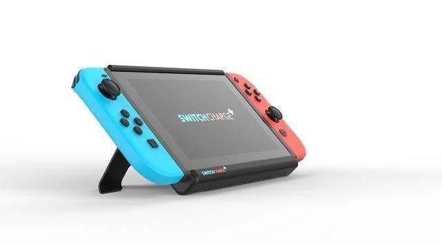 เคส Nintendo Switch ที่เป็น Power Bank ในตัว ระดมทุนผ่านแล้ว