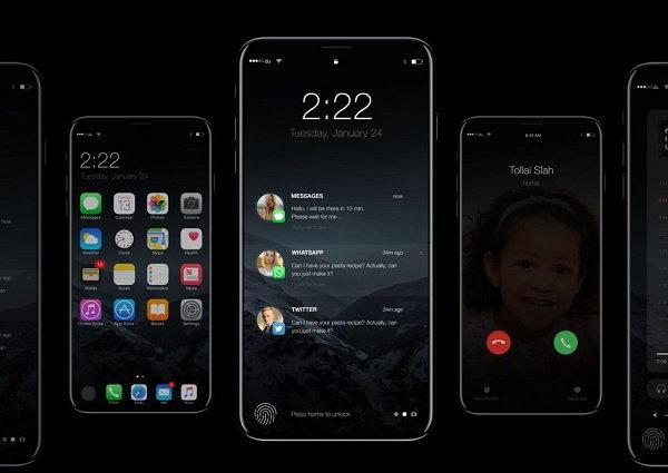 ลือ Apple จะเปิดตัว iPhone 8 และ iPhone 8 Plus ไม่มี iPhone 7s