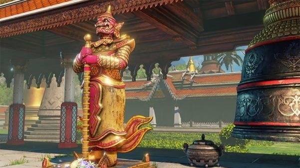 ชมภาพชัดๆฉาก ประเทศไทยในเกม Street Fighter 5 ที่ต้องเสียเงินเพิ่ม !!