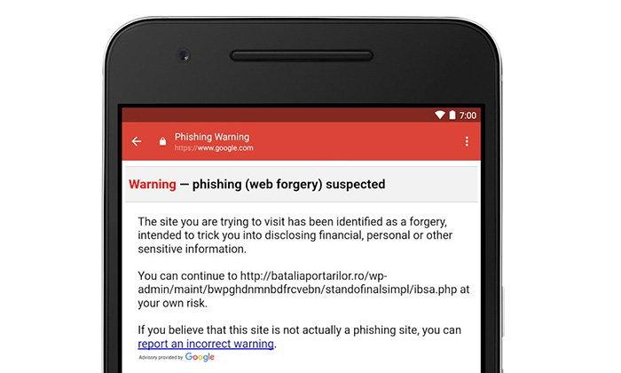 Gmail เพิ่มฟีเจอร์จับลิงค์ Phishing ให้ คุณกันการโดนต้มจนเปื่อยได้