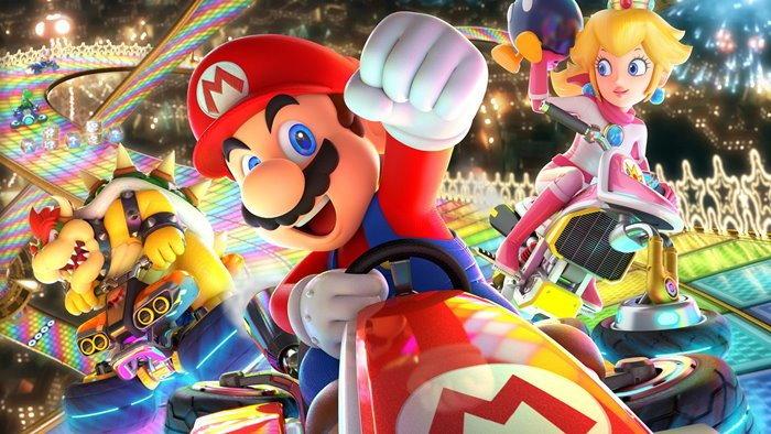 เกม Mario Kart 8 Deluxe ขายทะลุ 1 ล้านภายใน 1 สัปดาห์
