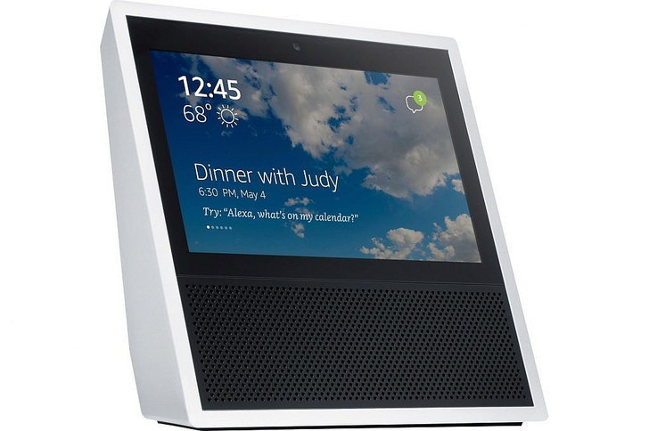 ภาพหลุด Amazon Echo : ลำโพงอัจฉริยะหน้าจอสัมผัสรุ่นใหม่
