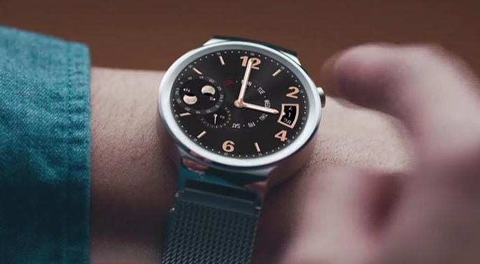 Huawei Watch ได้รับอัปเดต Android Wear 2.0 แล้ว