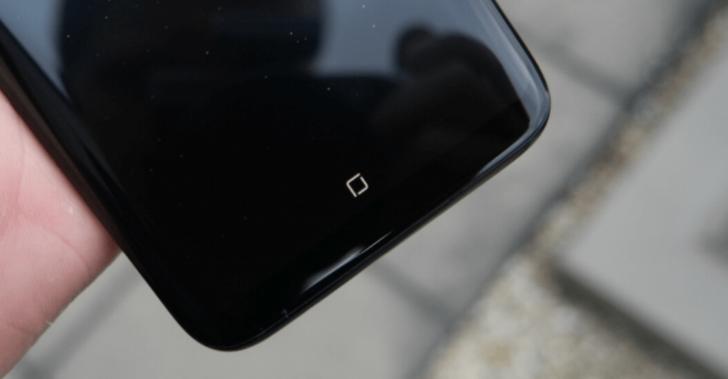 สิทธิบัตรเผย เดิม Galaxy S8 จะมีปุ่มโฮมด้วย