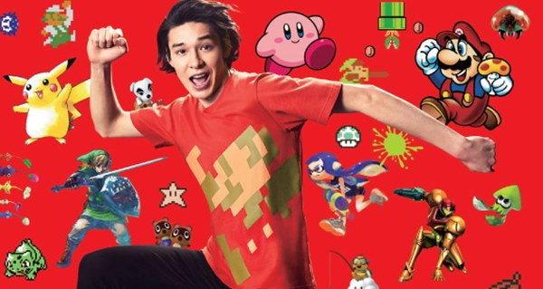 เสื้อ uniqlo ลายเกม Nintendo วางขายในไทยแล้ววันนี้