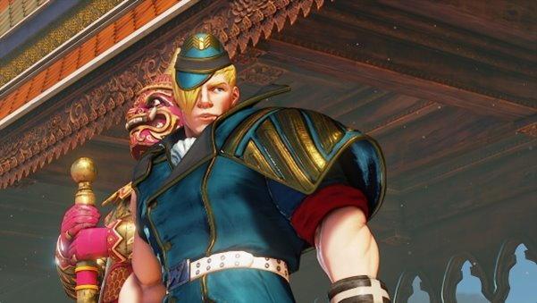 เปิดตัวละครใหม่ในเกม Street Fighter 5 ที่มาพร้อมกับพลัง Psycho Power