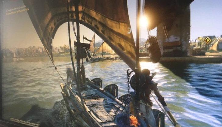 [ข่าวลือ] หลุดภาพแรกเกม Assassins Creed Origins ภาคใหม่ตะลุยอียิปต์