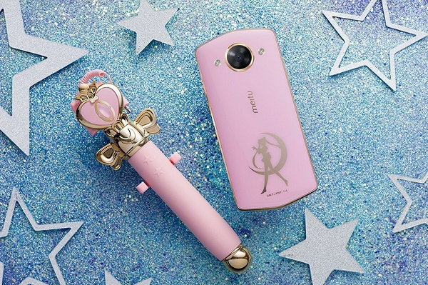 เอาใจสายแบ๊ว Meitu เปิดตัวสมาร์ทโฟนรุ่น Sailor Moon พร้อมไม้เซลฟี่