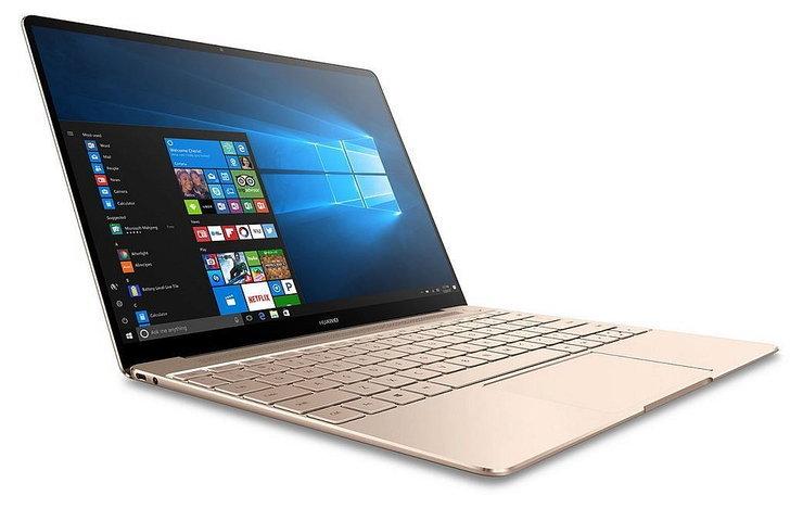 Huawei เปิดตัว MateBook X, D และ E แลปท็อปพร้อมระบบปฏิบัติการ Windows 10