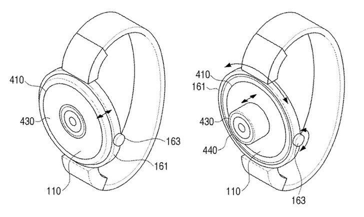 สิทธิบัตรใหม่ซัมซุงระบุ Smart Watch จะมีกล้องซูมเข้าออกได้บนหน้าปัด