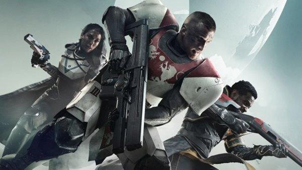 เปิดตัวอย่างใหม่เกม Destiny 2 บน PS4 ,XboxOne และ PC